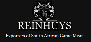 Reinhuys South African Game meat and venison export