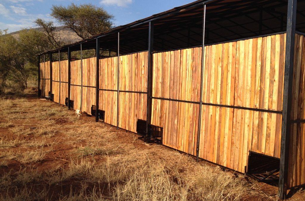 My Wildlife SA Boma Facilities available !