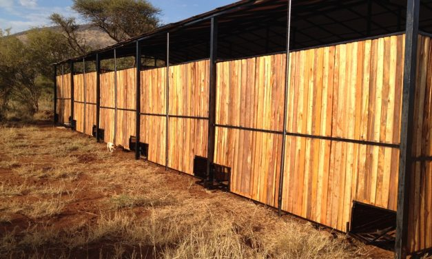 My Wildlife SA Boma Facilities available !